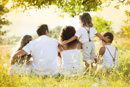L'objectif: une famille recomposée réussie