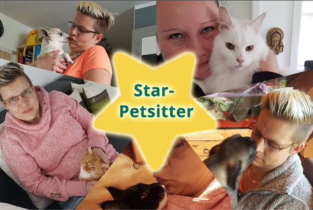 Petsitter-Portrait