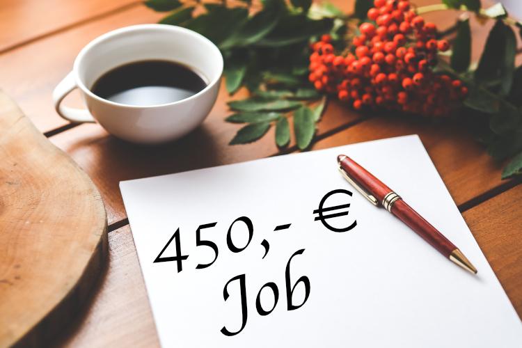 450 Euro Job - darf ich mehrere haben?