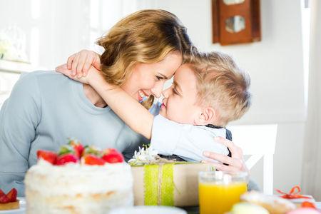 Kinder sollen Kinder bleiben, auch wenn der Partner geht