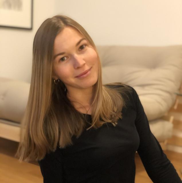 Photo of Kristina